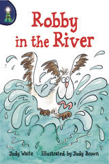 Rigby Lighthouse  Individual Student Edition (Levels E-I) Robby In the River-9780757819476