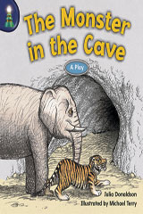 Rigby Lighthouse  Individual Student Edition (Levels J-M) Monster In the Cave, The-9780757819667