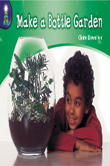 Rigby Lighthouse  Individual Student Edition (Levels J-M) Make A Bottle Garden-9780757819698
