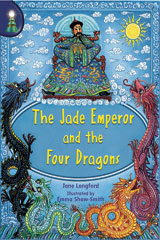 Rigby Lighthouse  Individual Student Edition (Levels J-M) Jade Emperor and the Four Dragons, The-9780757819711