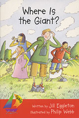 Rigby Sails Early  Leveled Reader Where Is the Giant?-9780757821202