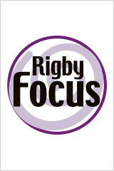Rigby Focus Early  Teacher's Guide (Levels F-I)-9780757827327