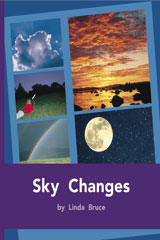 Rigby PM Plus  Leveled Reader 6pk Purple (Levels 19-20) Sky Changes-9780757827594