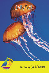 Rigby Sails Early  Leveled Reader 6pk Yellow Jellyfish-9780757829277