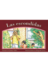 Rigby PM Coleccion  Leveled Reader 6pk rojo (red) Las escondidas (Hide and Seek)-9780757829710