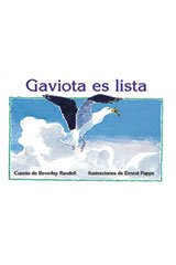 Rigby PM Coleccion  Leveled Reader 6pk amarillo (yellow) Gaviota es lista (Seagull is Clever)-9780757829956