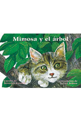 Rigby PM Coleccion  Leveled Reader 6pk azul (blue) Mimosa y el árbol (Tabby in the Tree)-9780757830150