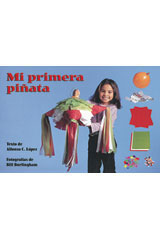 Rigby PM Coleccion  Leveled Reader 6pk azul (blue) Mi primera piñata (My First Piñata)-9780757830235