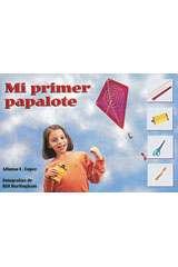 Rigby PM Coleccion  Leveled Reader 6pk verde (green) Mi primer papalote (My First Kite)-9780757830419