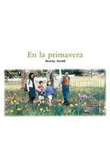 Rigby PM Coleccion  Leveled Reader 6pk verde (green) En la primavera (Walking in the Spring)-9780757830532
