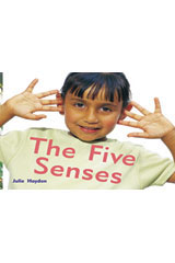 Rigby Focus Emergent  Leveled Reader 6pk Nonfiction (Levels A-E) The Five Senses-9780757852923