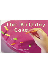 Rigby Focus Emergent  Leveled Reader 6pk Nonfiction Nonfiction The Birthday Cake-9780757853005