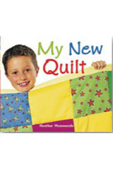 Rigby Focus Early  Leveled Reader 6pk Nonfiction My New Quilt-9780757853227