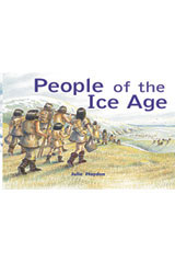 Rigby Focus Early Fluency  Leveled Reader 6pk Nonfiction (Levels I-N) People Of the Ice Age-9780757853364