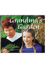 Rigby Focus Early Fluency  Leveled Reader 6pk Nonfiction Grandma's Garden-9780757853456