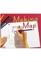 Rigby Focus Early Fluency  Leveled Reader 6pk Nonfiction Making a Map-9780757853500