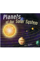 Rigby Focus Early Fluency  Leveled Reader 6pk Nonfiction Planets Of Our Solar System-9780757853609