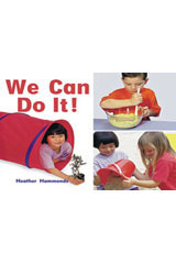 Rigby Focus Emergent  Leveled Reader Bookroom Package Nonfiction (Levels A-E) We Can Do It!-9780757855115