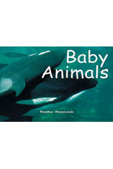 Rigby Focus Early  Leveled Reader Bookroom Package Nonfiction (Levels F-I) Baby Animals-9780757855368