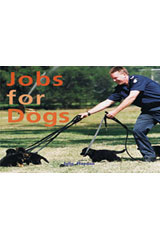 Rigby Focus Early  Leveled Reader Bookroom Package Nonfiction (Levels F-I) Jobs for Dogs-9780757855481