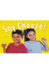 Rigby Focus Early  Leveled Reader Bookroom Package Nonfiction (Levels F-I) Say Cheese!-9780757855528