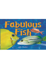 Rigby Focus Early  Leveled Reader Bookroom Package Nonfiction (Levels F-I) Fabulous Fish-9780757855603