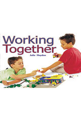 Rigby Focus Early Fluency  Leveled Reader Bookroom Package Nonfiction (Levels I-N) Working Together-9780757855696