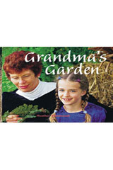 Rigby Focus Early Fluency  Leveled Reader Bookroom Package Nonfiction (Levels I-N) Grandma's Garden-9780757855757