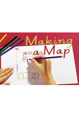 Rigby Focus Early Fluency Leveled Reader Bookroom Package Nonfiction (Levels I-N) Making a Map