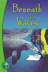 Rigby InfoQuest Leveled Reader 6pk Nonfiction Beneath the Waves
