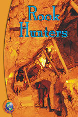 Rigby InfoQuest  Leveled Reader 6pk Nonfiction Rock Hunters-9780757857775