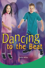 Rigby PM Plus  Leveled Reader 6pk Emerald (Levels 25-26) Dancing to the Beat-9780757867040