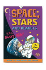 Rigby Sails Sailing Solo  Leveled Reader 6pk Blue Space, Stars, and Planets-9780757867392