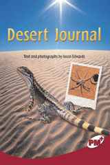 Rigby PM Plus  Individual Student Edition Ruby (Levels 27-28) Desert Journal-9780757869105