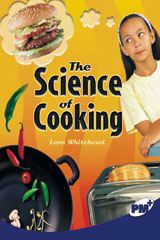 Rigby PM Plus  Individual Student Edition Sapphire (Levels 29-30) The Science of Cooking-9780757869518