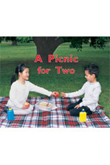 Rigby PM Math Readers  Individual Student Edition Red A Picnic for Two-9780757873676