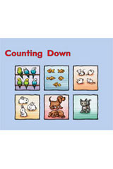 Rigby PM Math Readers  Individual Student Edition Red Counting Down-9780757873720