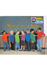 Rigby PM Math Readers  Individual Student Edition Yellow Seven In a Line-9780757873843