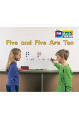 Rigby PM Math Readers  Individual Student Edition Yellow Five and Five are Ten-9780757873874
