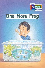 Rigby PM Math Readers  Individual Student Edition Blue (Levels 10-13) One More Frog-9780757873904