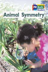 Rigby PM Math Readers  Individual Student Edition Blue (Levels 10-13) Animal Symmetry-9780757874000