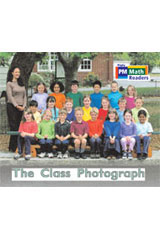 Rigby PM Math Readers  Individual Student Edition Green The Class Photograph-9780757874130
