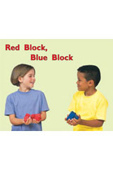 Rigby PM Math Readers  Leveled Reader 6pk Red (Levels 3-5) Red Block, Blue Block-9780757874215