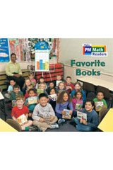 Rigby PM Math Readers  Leveled Reader 6pk Blue (Levels 9-11) Favorite Books-9780757874505