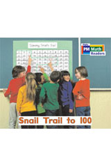 Rigby PM Math Readers  Leveled Reader 6pk Green (Levels 14-17) Snail Trail to 100-9780757874567
