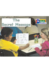 Rigby PM Math Readers  Leveled Reader 6pk Green (Levels 14-17) The Secret Message-9780757874598