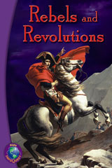 Rigby InfoQuest  Leveled Reader 6pk Nonfiction Rebels and Revolutions-9780757880025