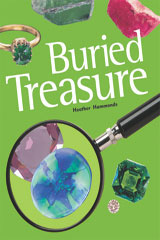 Rigby Focus Fluency  Leveled Reader 6pk Nonfiction (Levels L-O) Buried Treasure-9780757881039