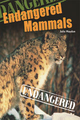 Rigby Focus Fluency  Leveled Reader Bookroom Package Nonfiction (Levels L-O) Endangered Mammals-9780757881411