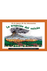 Rigby PM Coleccion  Leveled Reader 6pk turquesa (turquoise) La erupción del volcán (When the Volcano Erupted)-9780757881732